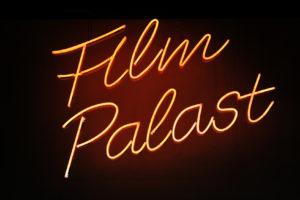 Filmpalast Leuchtreklame